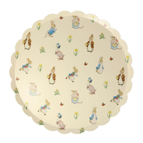 Dinner Plates - Peter Rabbit Party
