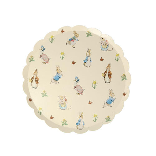 Side Plates - Peter Rabbit Party