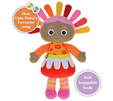 Load image into Gallery viewer, Large Talking Upsy Daisy - In the Night Garden Toys