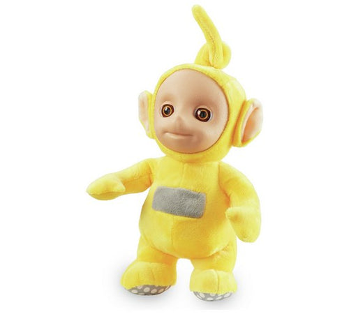 Teletubbies Talking Laa Laa Soft Toy - Teletubbies Toys