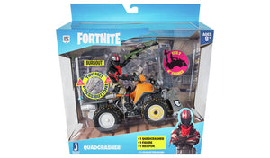 Fortnite Quadcrasher Vehicle and Figure Playset - Fortnite Toys