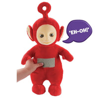 Load image into Gallery viewer, Teletubbies Talking Po Soft Toy - Teletubbies Toys