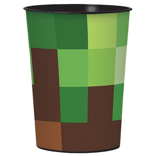 Minecraft Favour Cup  - Minecraft Party Supplies