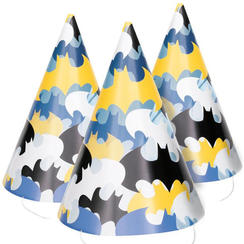 Batman Hats - Batman Party Supplies