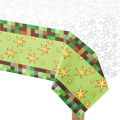 Minecraft Table Cover - Minecraft Party Supplies