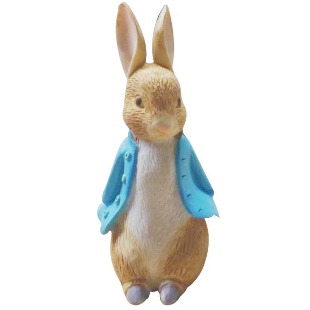 Peter Rabbit Cake Topper  - Peter Rabbit Party