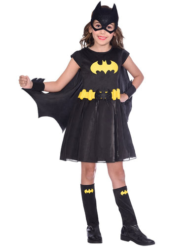 Batgirl Costume - Child Costume - BLACK