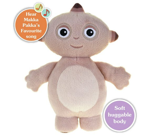 Large Talking Makka Pakka  - In the Night Garden Toys
