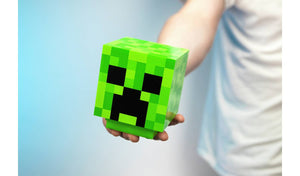 Minecraft Creeper Novelty Light - Green - Minecraft Bedding