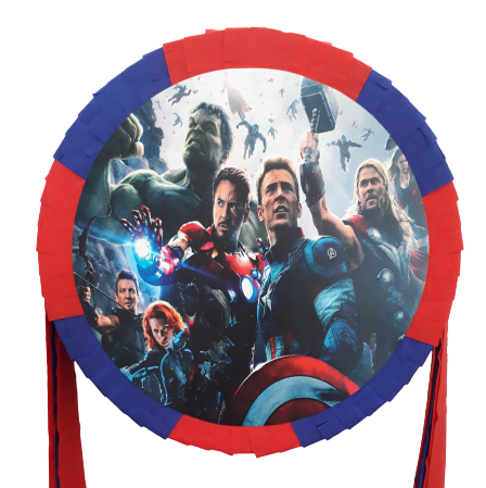 Avengers Piñata  - Avengers Party Supplies