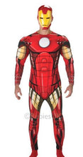 Load image into Gallery viewer, Deluxe Iron Man Costume - Avengers Costume - Men