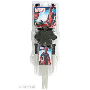 Deadpool Costume - Weapon Kit - Mens Costume