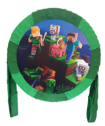 Minecraft Piñata - Minecraft Party Supplies