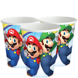 Cups - Mario Brothers Party