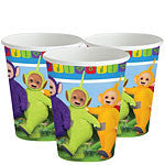 Teletubbies Party Cups - Teletubbies Party Supplies