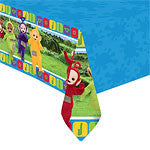 Teletubbies Table Cover  - Teletubbies Party Supplies