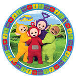 Teletubbies Party Plates - Teletubbies Party Supplies