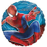 Foil Balloon - Spiderman Party