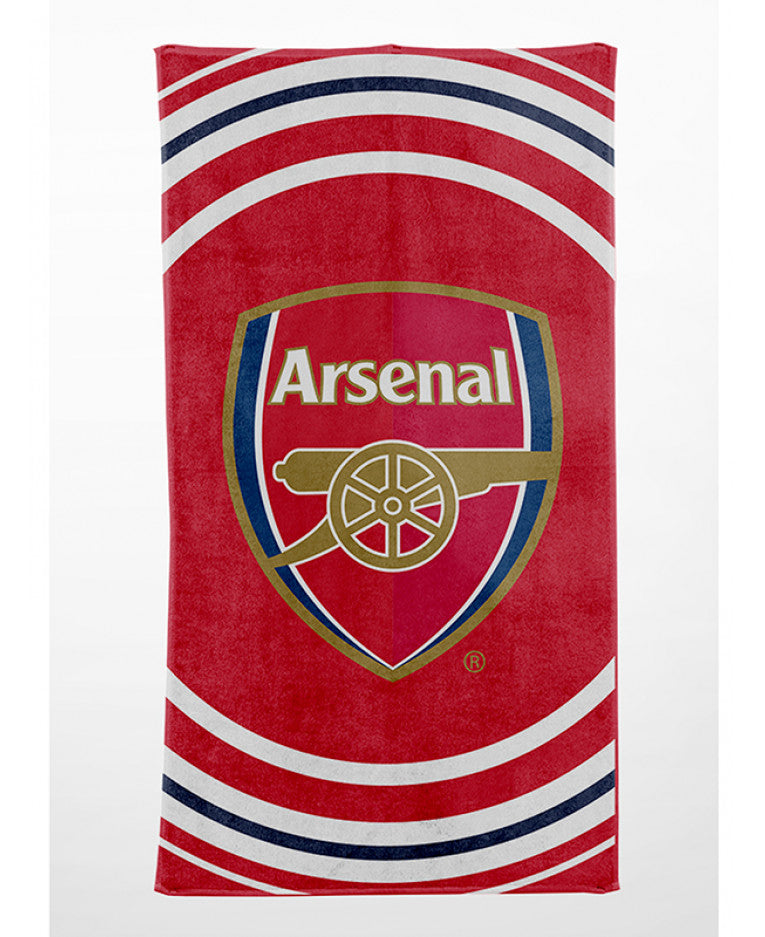 Arsenal FC Fade Towel - Arsenal Bedding