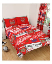 Load image into Gallery viewer, Arsenal Duvet - PATCH - Arsenal Bedding