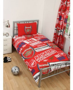 Arsenal Duvet - PATCH - Arsenal Bedding