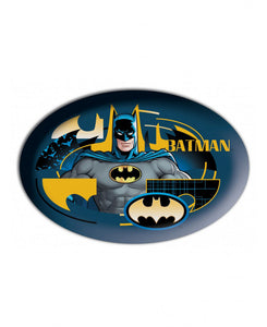 Batman Shaped Filled Cushion - Batman Duvet