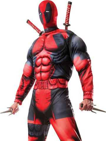 Deadpool Costume - Mens Costume