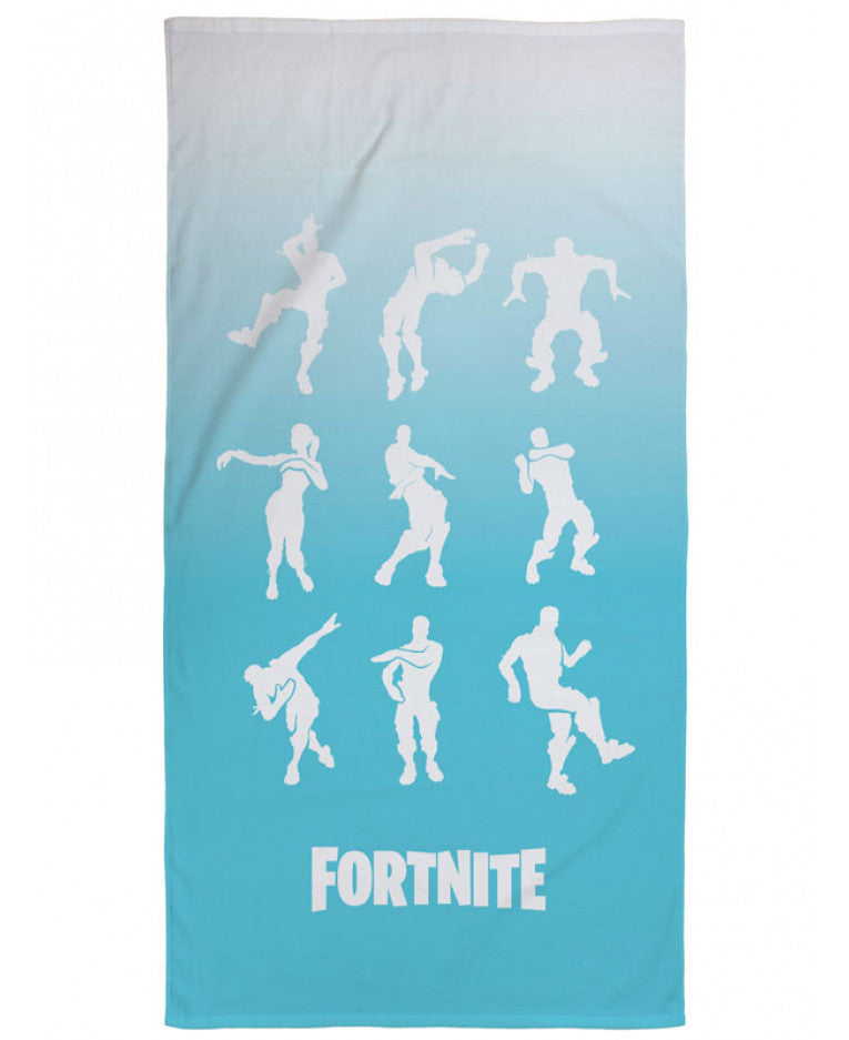 Fortnite Shuffle Beach Towel -  Fortnite Bedding