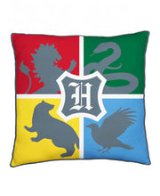 Load image into Gallery viewer, Harry Potter Alumni Square Cushion - Harry Potter Bedding