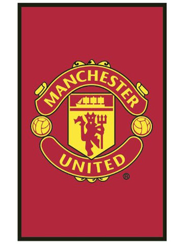 Manchester United Rug - Manchester United Bedding