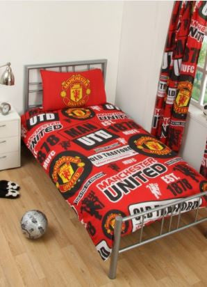 Manchester United Duvet - PATCH - Manchester United Bedding