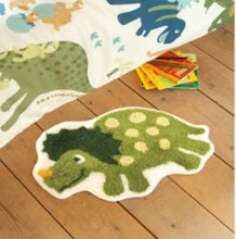 Load image into Gallery viewer, Catherine Lansfield Dinosaur Rug - Dinosaur Bedding