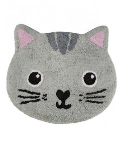 Nori Cat Kawaii Friends Rug - Cat Bedding