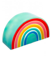 Load image into Gallery viewer, Chasing Rainbows Night Light - Rainbow Bedding
