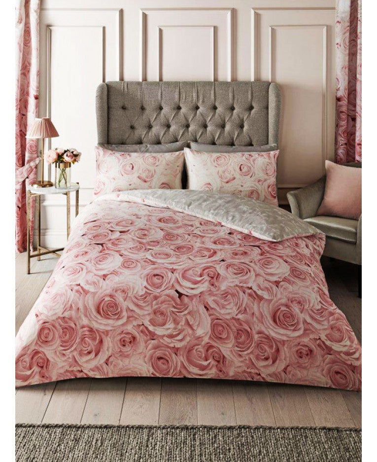 Bellerose Floral Duvet Cover Set - Roses Duvet - Floral / Flowers Bedding