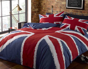Union Jack Duvet - Union Jack Bedding