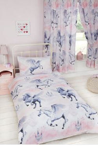 Star Dust Unicorn Duvet - Unicorn Bedding