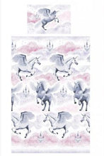Load image into Gallery viewer, Star Dust Unicorn Duvet - Unicorn Bedding