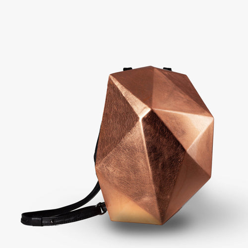 Kids Designer Backpack Rose Gold