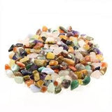 Mixed Gem Chip Tumble Stones 5-10mm