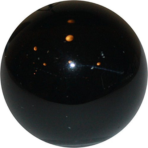 Black Obsidian Sphere 40mm