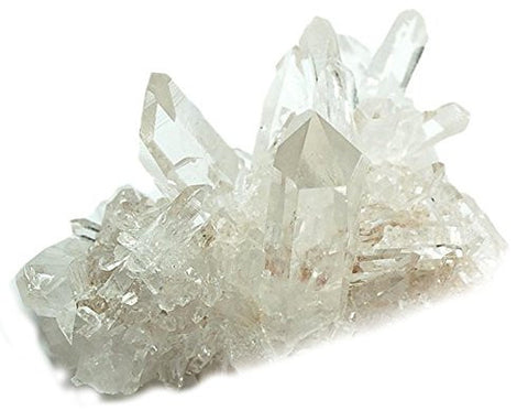Clear Quartz Crystal Mini Cluster