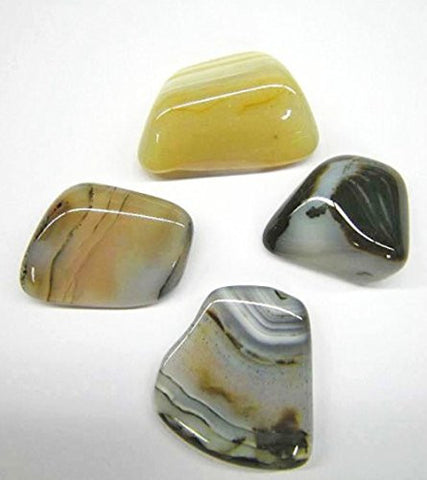 Golden Merlinite Agate 25-30mm (20)
