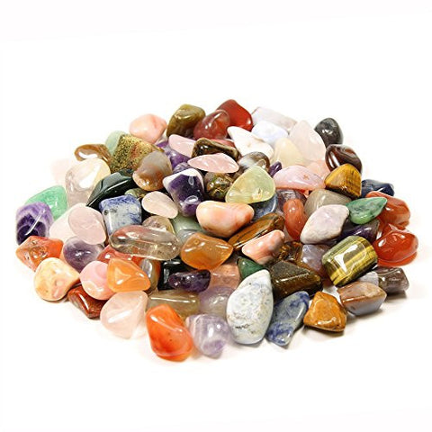 Assorted Tumble Stones Medium (100g)