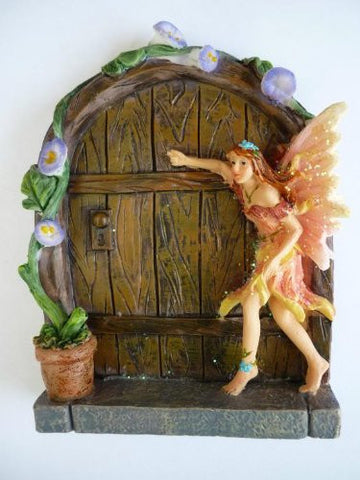 Peach Fairy Door