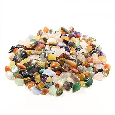 Assorted Tumble Stones Small 15-20mm (1kg)