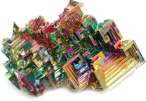 Bismuth Crystal Specimen (Large)