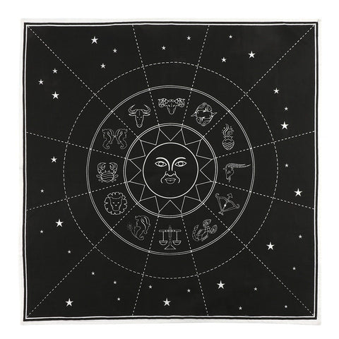 Signs of Zodiac Altar Cloth