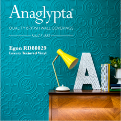 Anaglypta Wallpaper Collection