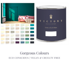 Eco Friendly Paint Collection